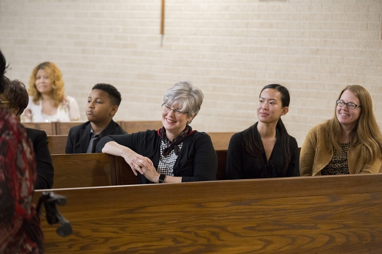 Church Blessing